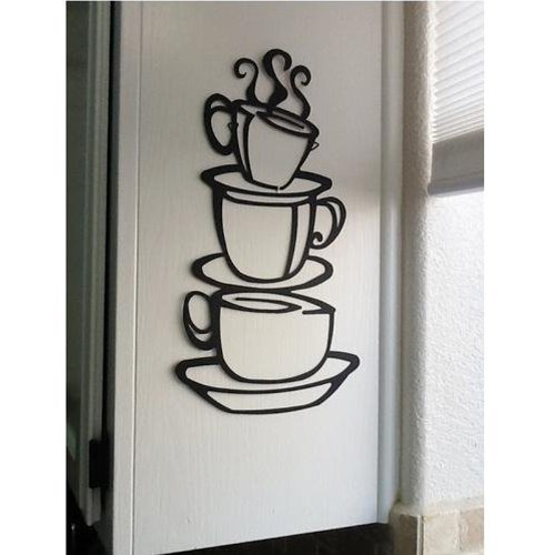 Coffee Cup decal