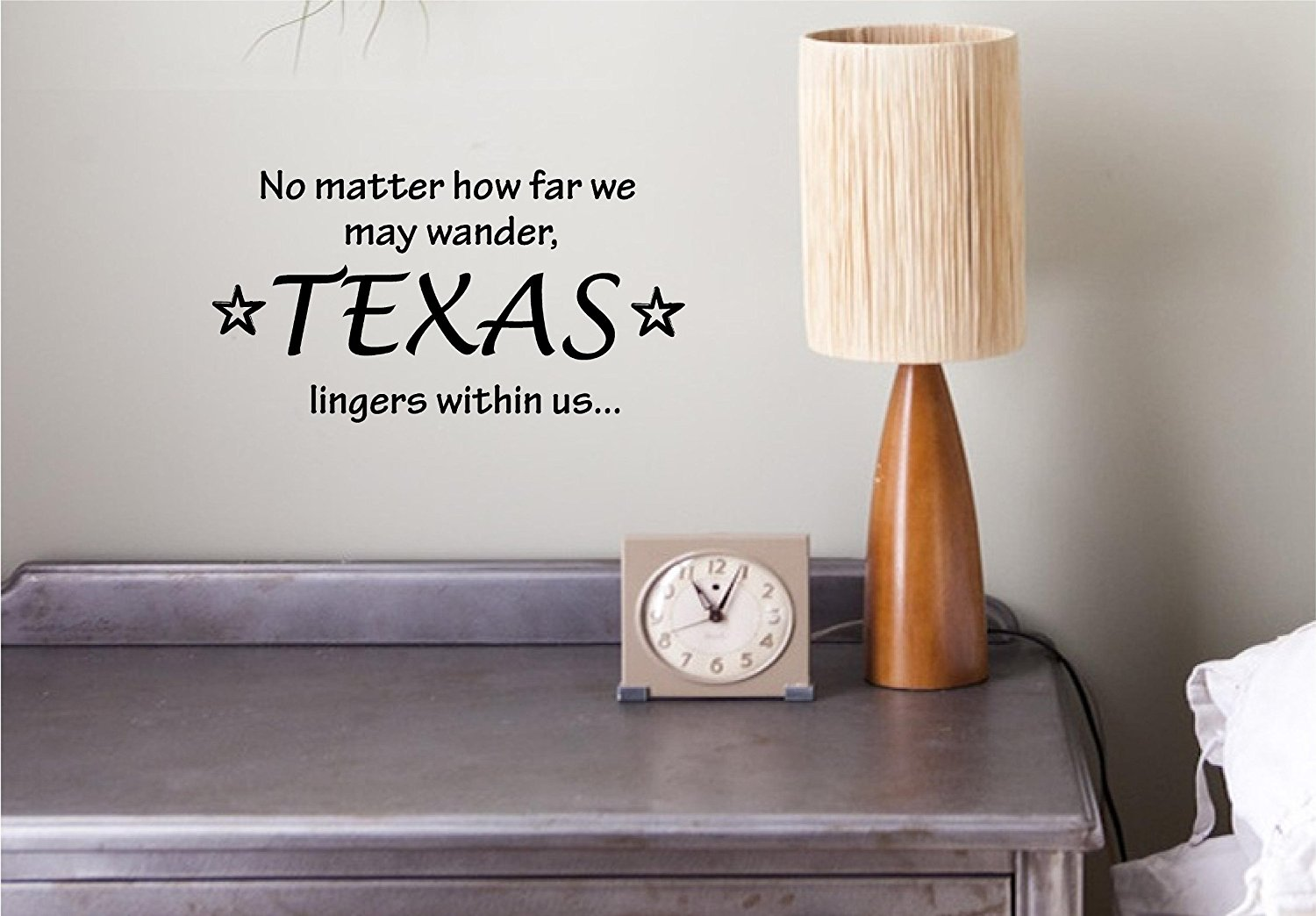 No matter how far we may wander, TEXAS lingers within us...Vinyl