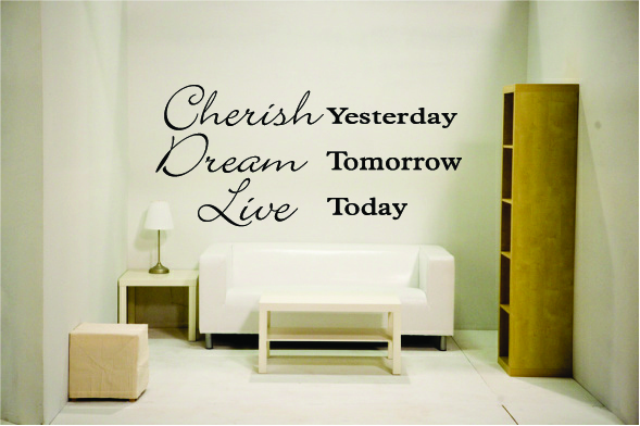 Charish Yesterday Dream Tomorrow Live Today
