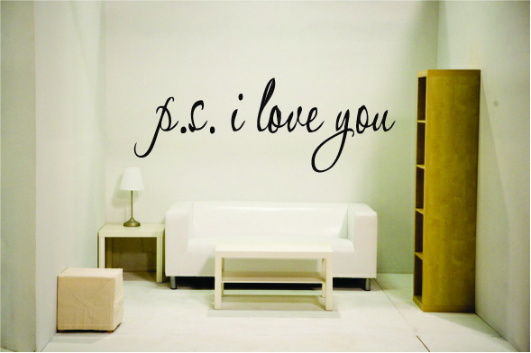 P.C. I love you